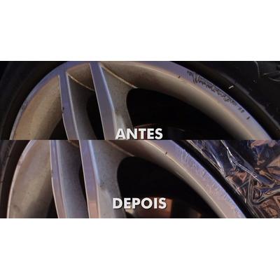 Reforma De Rodas Tirar Riscos Do Carro Ralados De Liga Leve em Santo André
