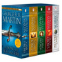 Box Game Of Thrones Song Of Ice And Fire (5 Livros) Inglês