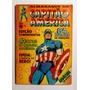 Almanaque Do Capitão América N.º 29 Editora Abril Ano 1981