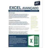 Excel Avançado para Contadores - Online ao vivo (3 horas)
