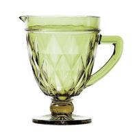Jarra Diamond De Vidro Verde 1L 11,4X 4106496