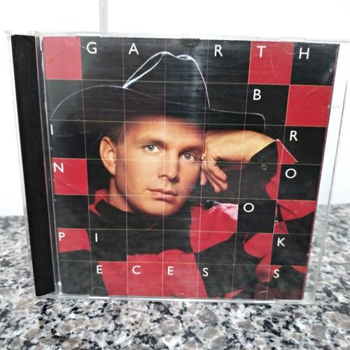 Cd - Garth Brooks - In Pieces Original