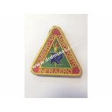 Patch / Distintivo Bordado INFRAERO - III