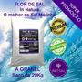 Flor De Sal Artsal 20kg 100% Natural E Integral