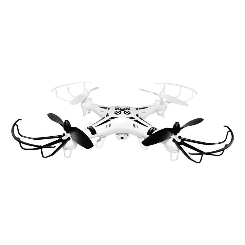 DRONE SKY LASER CX QUADCOPTER COM CAMERA 2.0 HDTV BR385
