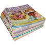 Trabalhos De Pintura Em Tecido Crochê 28 Revistas Com Riscos