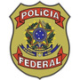 Kit 8 Adesivos Polícia Federal Pf Frete Grátis Promoção