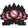 5 Little Trees No Smoking Original Cheiro Cheirinho Carro