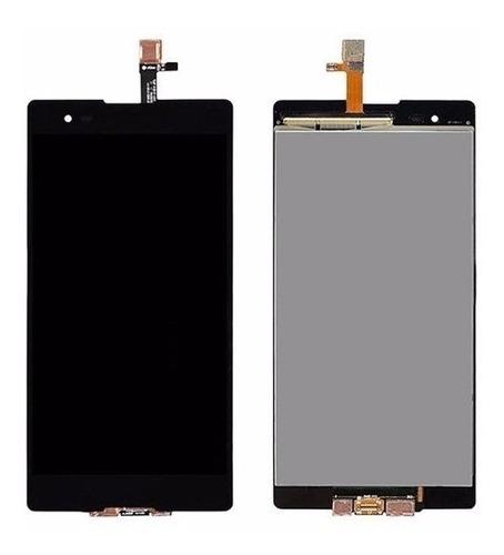 Display Lcd Touch Sony Xperia T2 Ultra Dual D5322 30 Peças Original