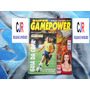 Revista Super Gamepower 51 Com Guia Da Copa Excelente