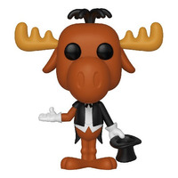 Bullwinkle J Moose Pop Funko #447 - Rocky & Bullwinkle