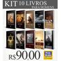 Kit 10 Livros Homens Da Bíblia Tamanho 14x20 60 Páginas