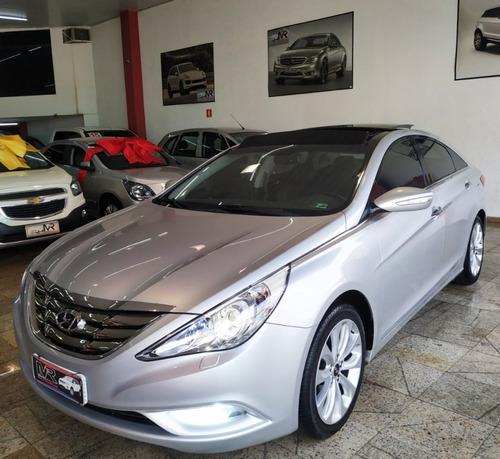 Hyundai Sonata 2.4 16v Aut Teto+multimídia Impecável