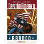 Capitão América: Branco Capa Dura