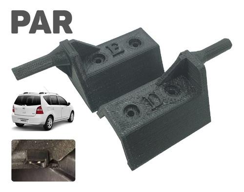 Par Pino Bagagito/suporte Dobradiça Do Tampão Livina Nissan Original