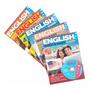 English Quick & Easy Método Simples 5 Volumes Cd Mp3 Revista