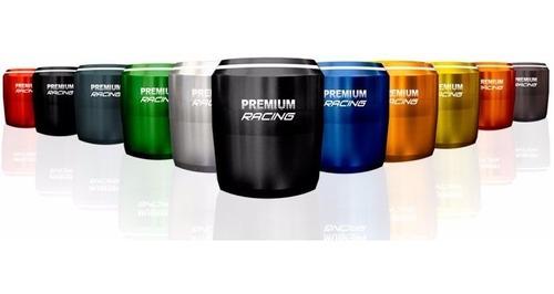 Copo Aluminium Premium Racing Cores(consulte Cores) Original