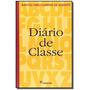 Diario De Classe