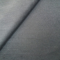 Tecido suede veludo grafite  Larg. 1,40 m