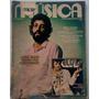 Revista Música Nº15 Elvis Ivan Lins. Raridade 1977.