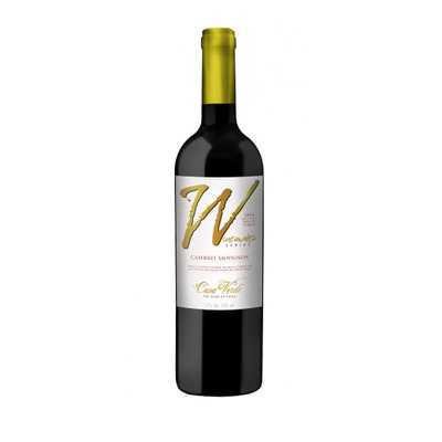 Vinho Fino Cabernet Sauvignon Varietal Winemaker 750ml - Casa Verdi Chile