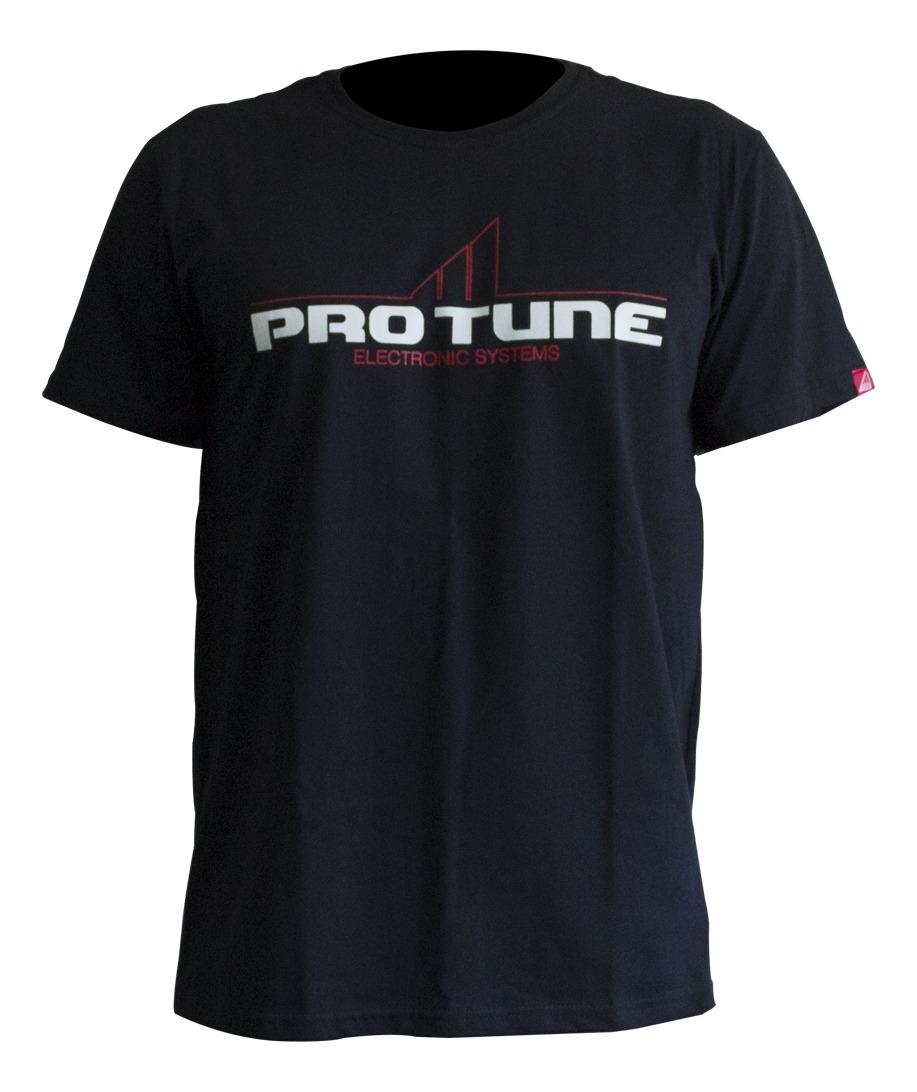 Camiseta Pro Tune preta