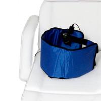 Manta Abdominal Standard 27x97 cm Azul Estek