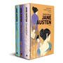 Grandes Obras De Jane Austen 3 Volumes Mansfield Park Box 2