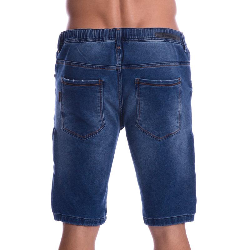 Bermuda Jeans / Moletom  Long Island