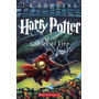 Harry Potter And The Goblet Of Fire Book 4 Scholastic