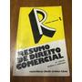 Livro Resumo De Direito Comercial Frete R$ 13, 00