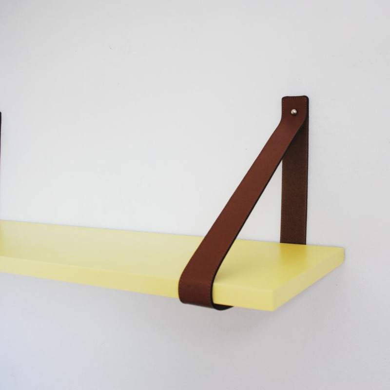 Prateleira Zinha Oruy 60cm x 25cm