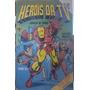 Livro Heróis Da Tv Nº2 Vários