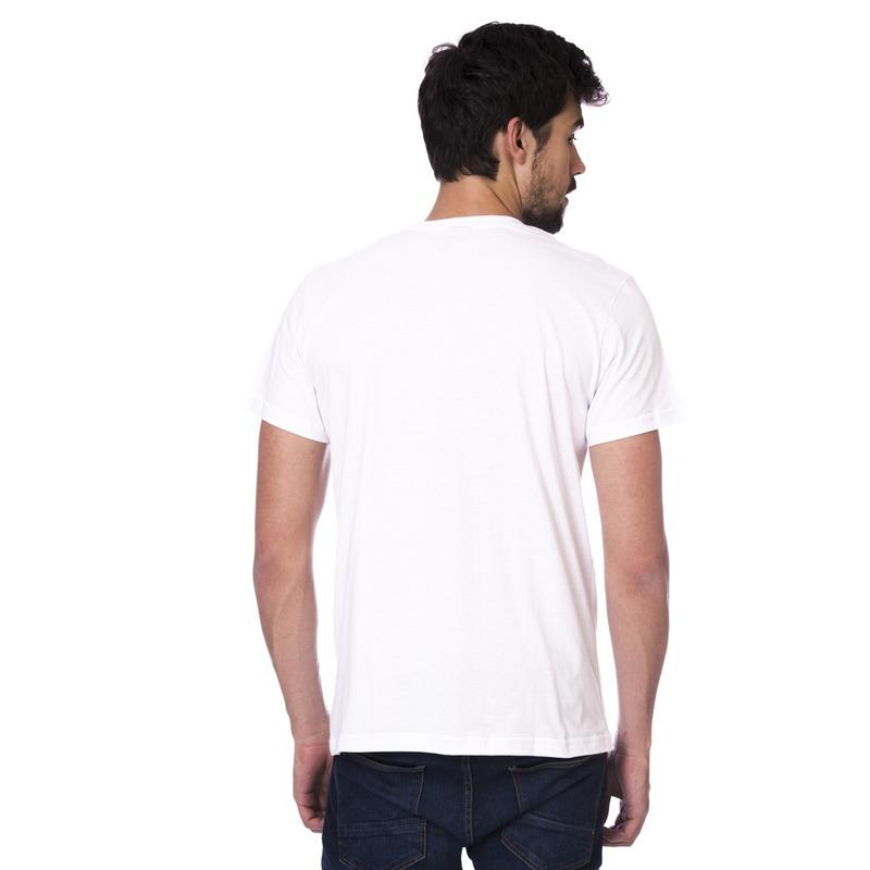 Camiseta Long Island CVl Branca