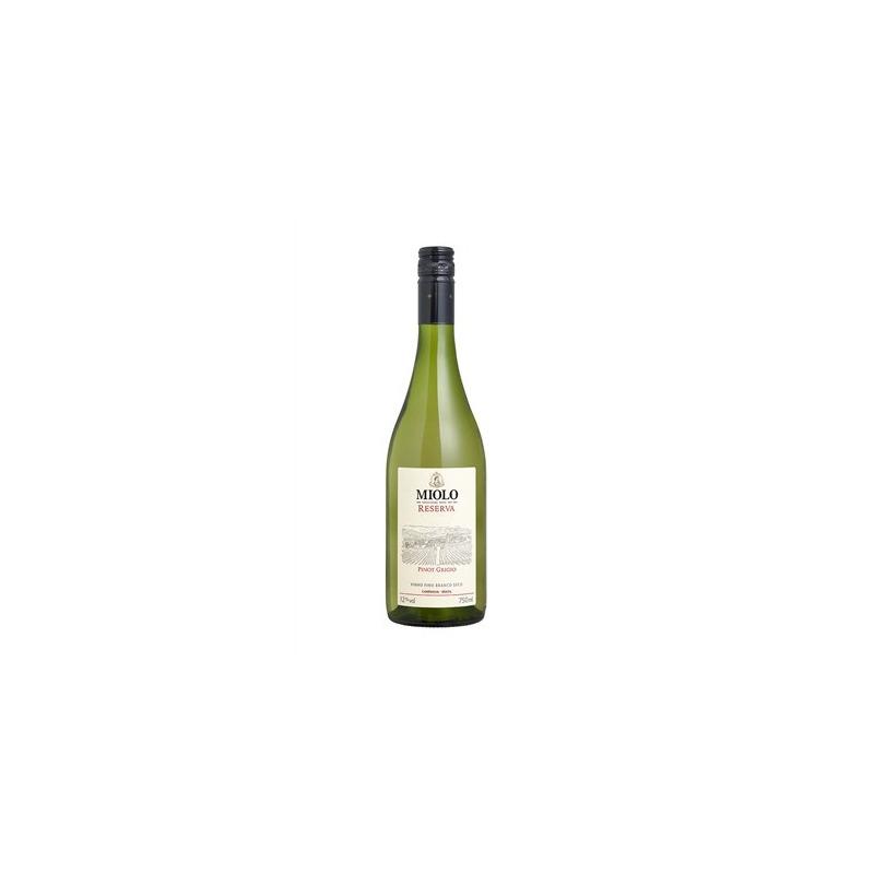 Vinho Fino Reserva Pinot Grigio 750ML - Miolo