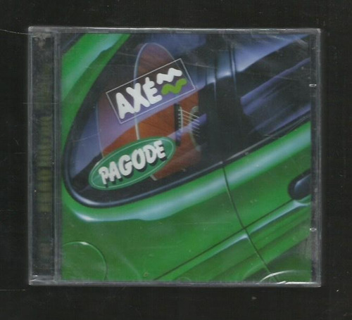 Cd  Esso Ultron Music Collection Axé - Pagode Original