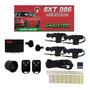 Alarme Automotivo Sistec Sxt 986 Trava Elétrica 4 Portas