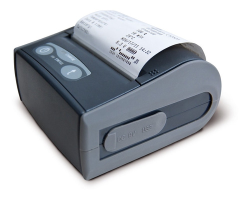Impressora Bluetooth Datecs Dpp350 Mini Portátil Original