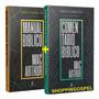 Kit Comentário Bíblico Macarthur Manual Bíblico Macarthur