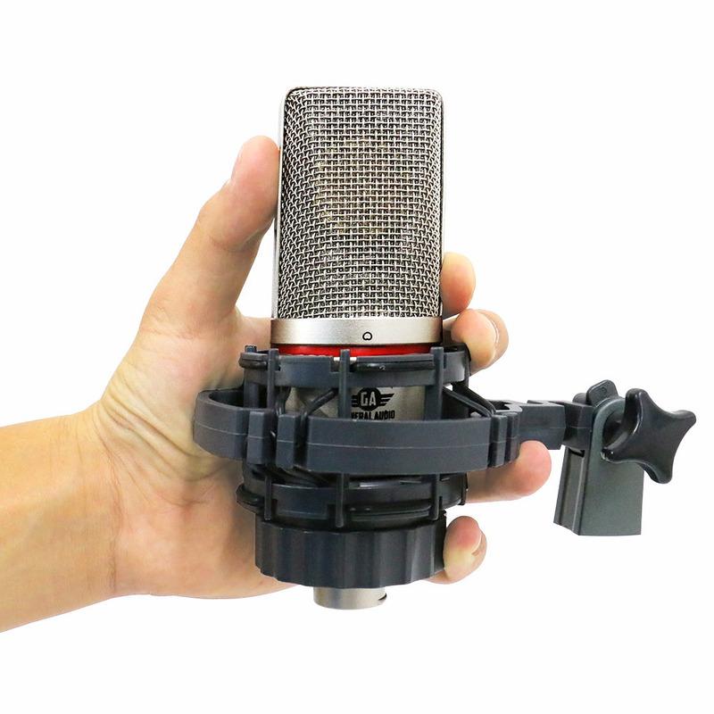 Microfone General Audio Gen-st2 Para Estudio E Gravações