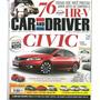 Revista Car And Driver N° 87 Honda Hr v / Novo Civic