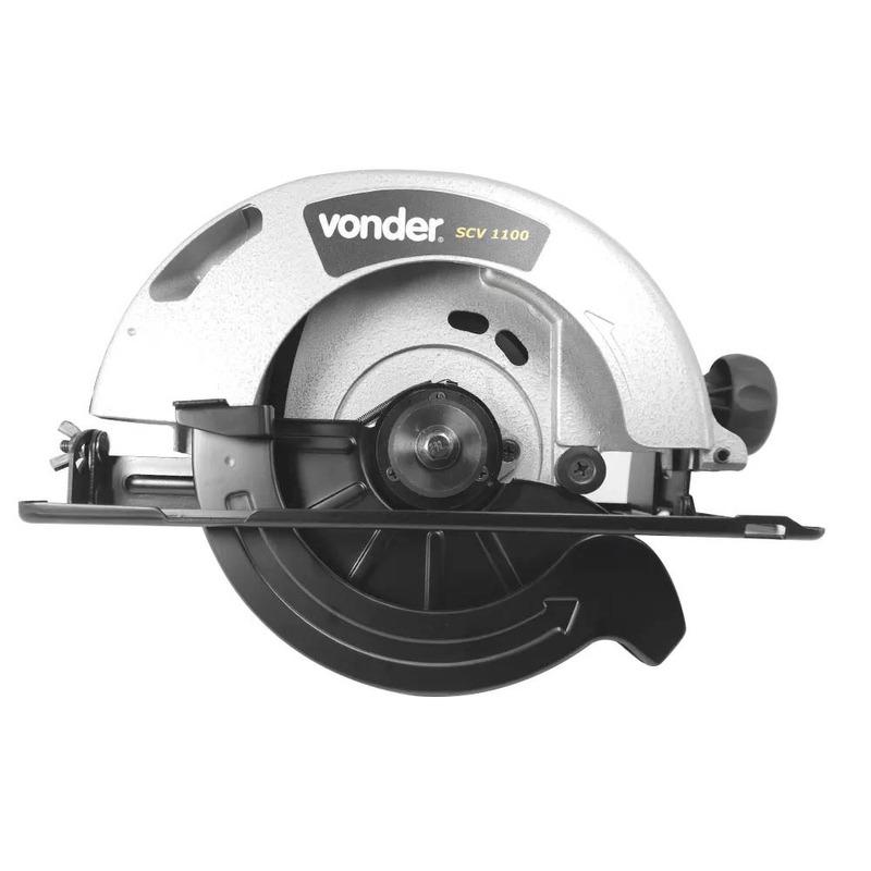 "Serra Circular 7 - 1/4"" 1100W Vonder  SCV 1100 110V"