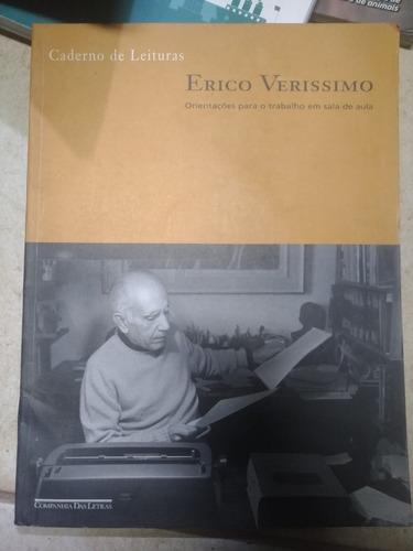 Livro Caderno De Leituras Érico Veríssimo Original