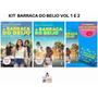 A Barraca Do Beijo Vol 1 E 2 Livro Gratis Capa Almofada