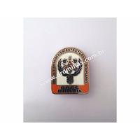 Distintivo Metal BREC - BRASIL