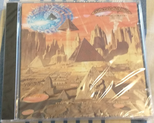 20% Gamma Ray - Blast From The Past 00 Power(sealed)2cd Nac+ Original