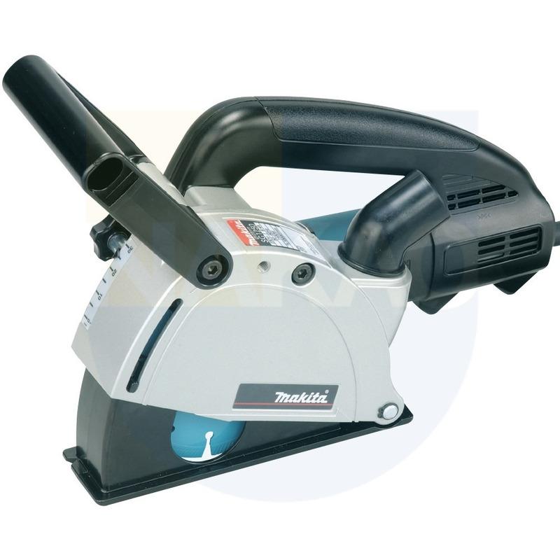 """Cortador de Parede 125 mm (5"""") 1.400 Watts 110 Volts - SG1250 - Makita"""