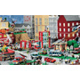 Fundo Fotográfico Em Tecido 150x220cm Lego