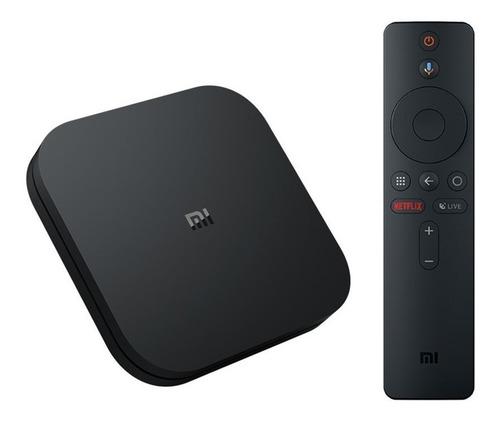 Streaming Xiaomi Mi Box S Wi-fi Hdmi Usb 4k Ultra Hd C/ Nfe Original