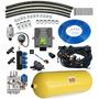 Kit Gas Gnv Shop Geração 5 Completo Cilindro Novo 40l 10 M3